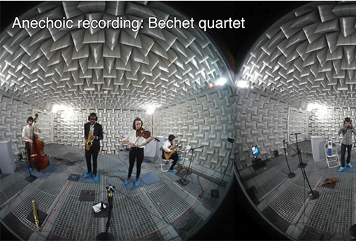 AES, Emily's World: behind the scenes of a binaural synthesis production